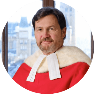 THE RIGHT HONOURABLE RICHARD WAGNER, P.C., CHIEF JUSTICE OF CANADA